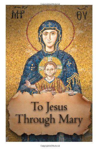 To Jesus through Mary by Fr. Jean-Marie Texier http://www.amazon.com/dp/1481120573/ref=cm_sw_r_pi_dp_BSGgub0KDPRFY