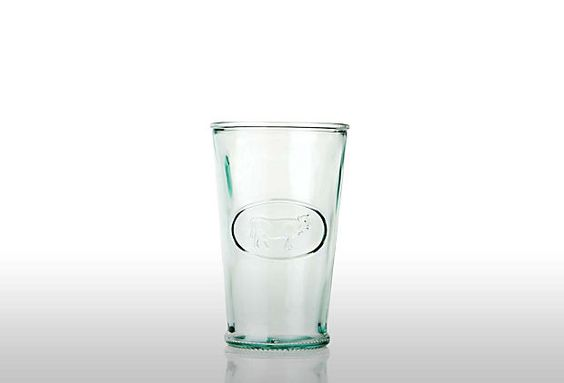 Recycled Glass tumblers. ode to Vermont