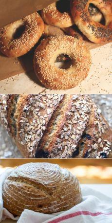 Хлеб из камута (рецепт Чада Робертсона из Tartine Book №3)   au levain