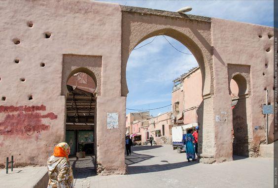 Fotografie Matthias Schneider 160317 25278 Marrakesch Stadttor