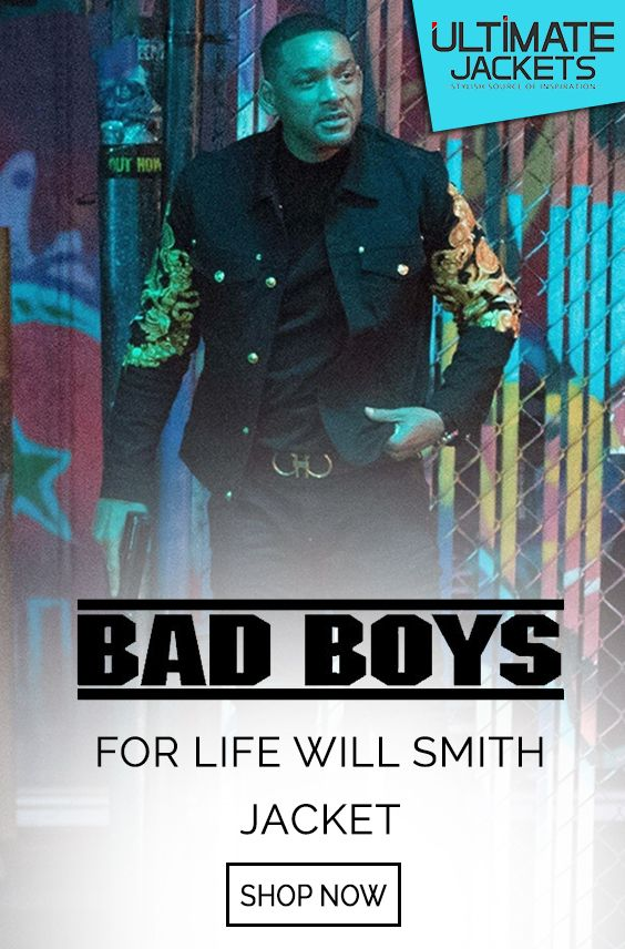 Bad Boys For Life Jackets Collection 60 Off Free Shipping World Wide Bad Boys Boys Life Boys