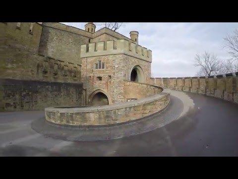 Street View Die Burg Hohenzollern Bei Hechingen In Germany Youtube Hechingen Wanderwege Zollernalbkreis