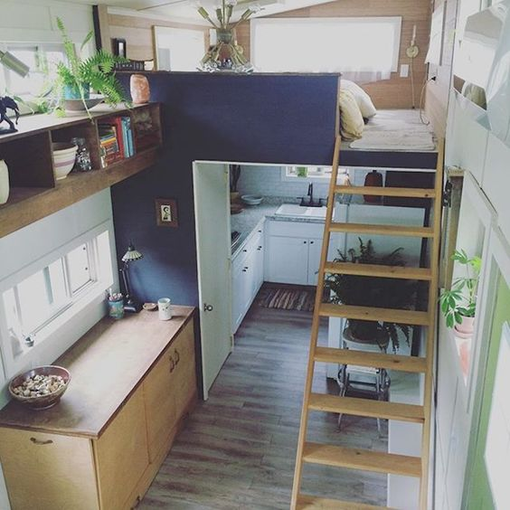 Tiny Home Designs: Bay City Tiny House