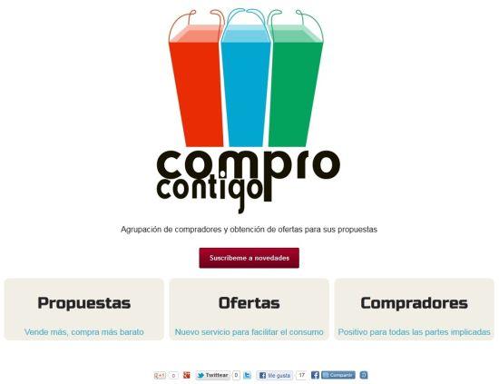 Compro Contigo #Eurekas! Agrupación de compradores y obtención de ofertas para sus propuestas