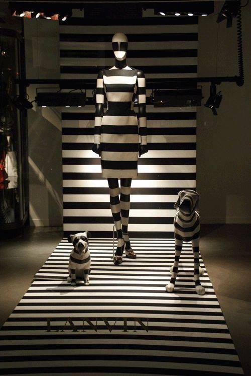 Paris Window Displays, February 2013 - Retail Focus - Retail Design and Visual Merchandising