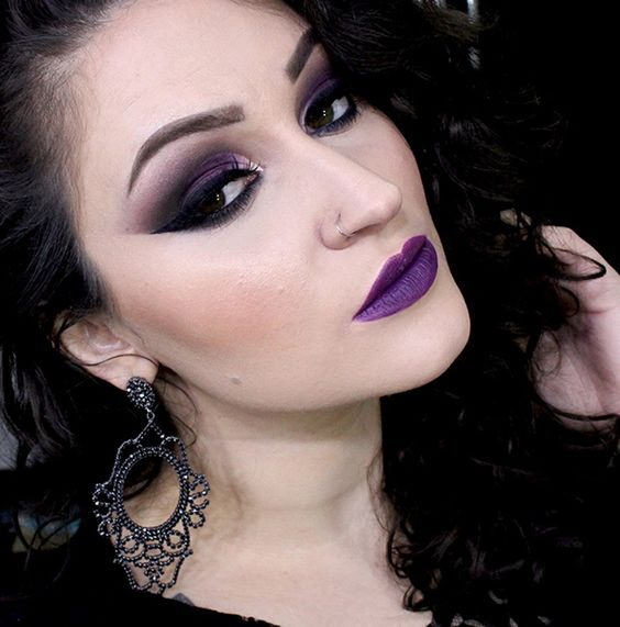 MAKE_TONS DE ROXO