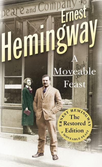 A Moveable Feast - Hemingway. A must read for any Paris lover.