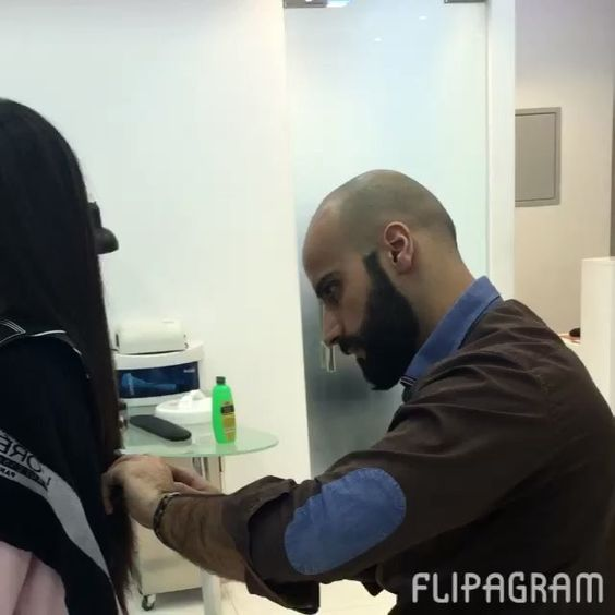 Amazing These Videos Of Electric Razors Cutting Off Long Hair Are Hairstyle Inspiration Daily Dogsangcom