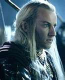 Elyria's dad - King Loren (Haldir from LOTR):