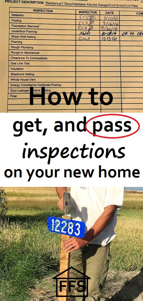 wonderful how to be your own general contractor #10: ... Exceptional Be Your Own General Contractor #8: How To Get And Pass  Inspections On ...