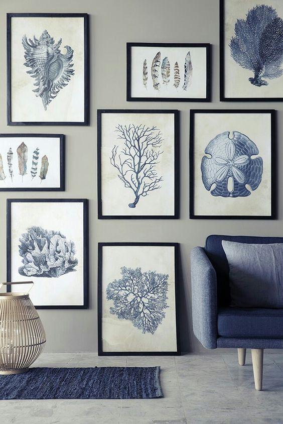 Denim Drift Wall gallery: