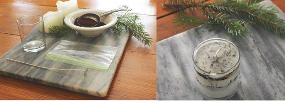 Aromatiza tu hogar reutilizando velas viejas y posos de café | Notas | La Bioguía