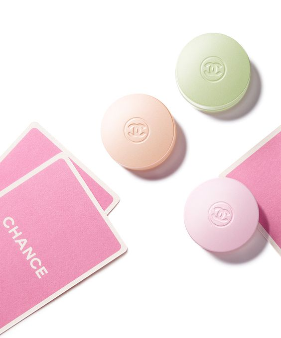 Mini parfums gel Chance Chanel