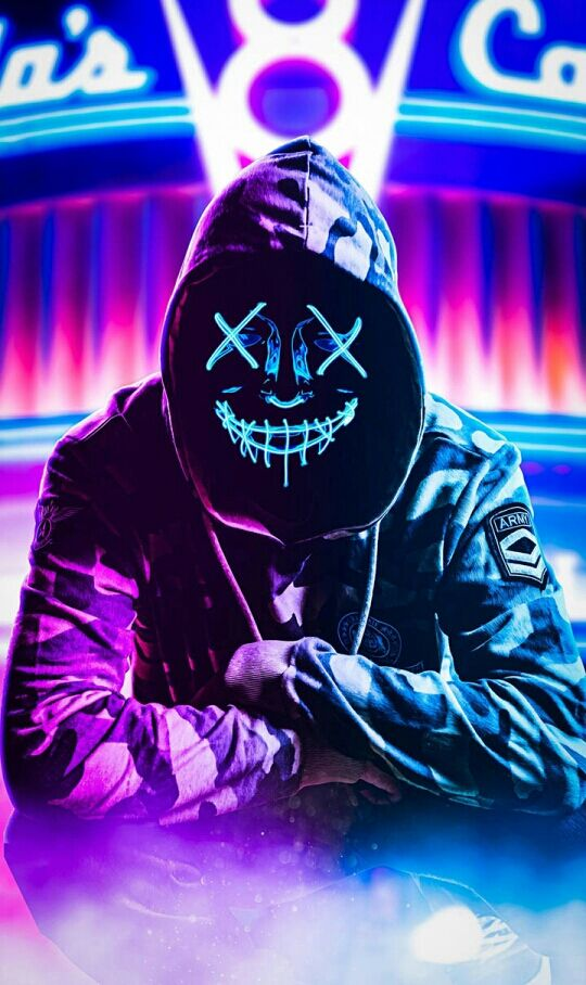 Gambar Keren Joker Iphone Wallpaper Joker Hd Wallpaper Neon Wallpaper Cool joker hd wallpaper for iphone xr