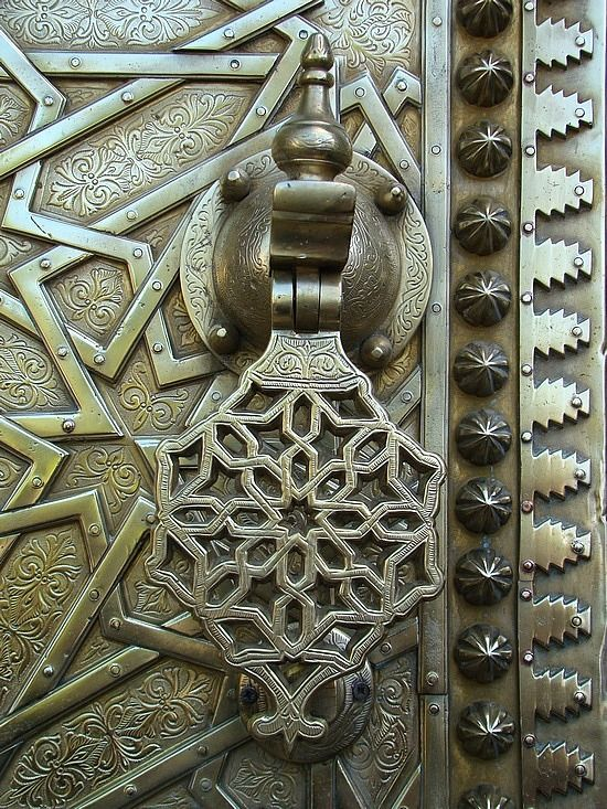 Brass door knocker zentangle ideas pinterest door handles morocco travel and the doors - Dragon door knockers for sale ...