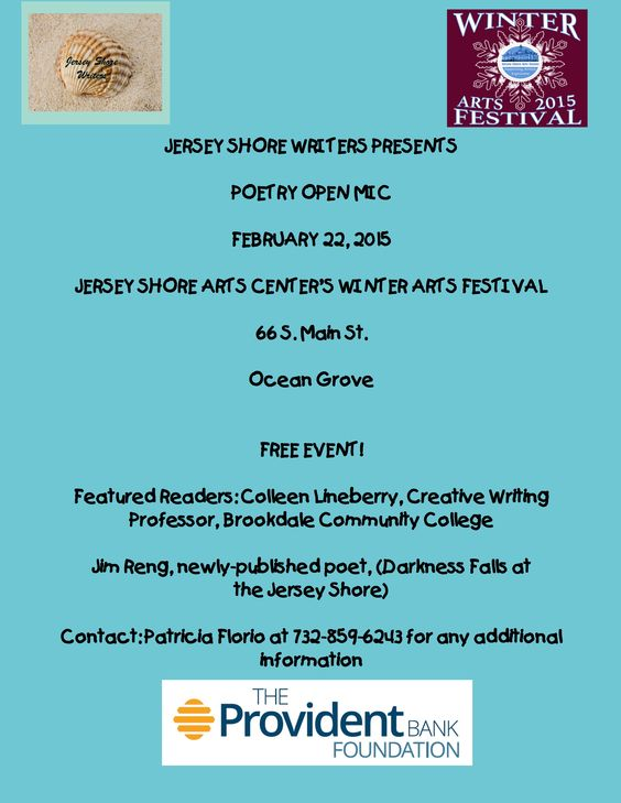 Winter Festival at the Jersey Shore Arts Center