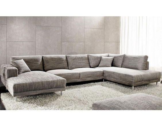 großzügige Wohnlandschaft Modesto Base   Dieses Sofa mit ...