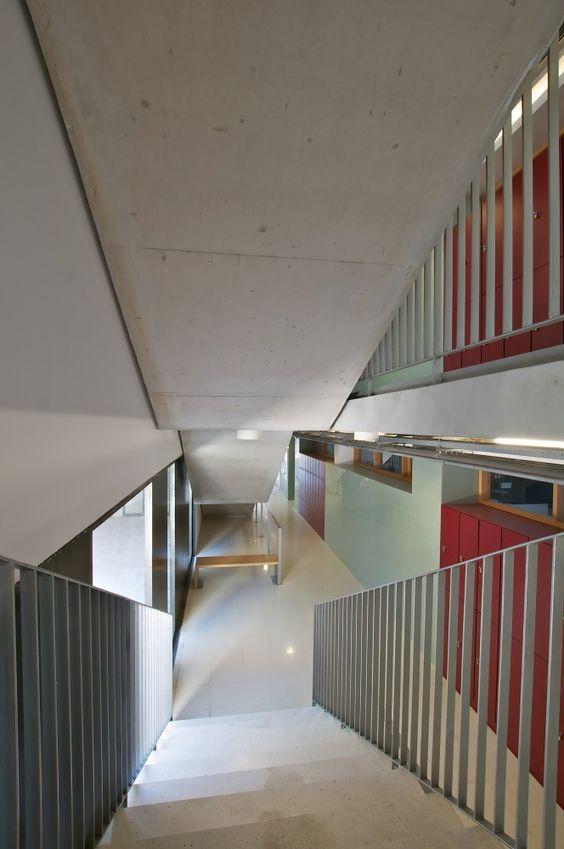 9th October Institute in Carlet / García Floquet Arquitectos