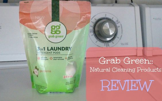 Grab Green Review and Giveaway