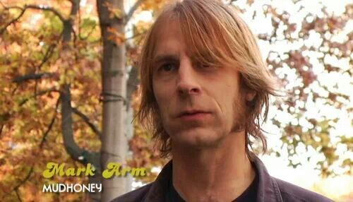 Mark Arm of Mudhoney