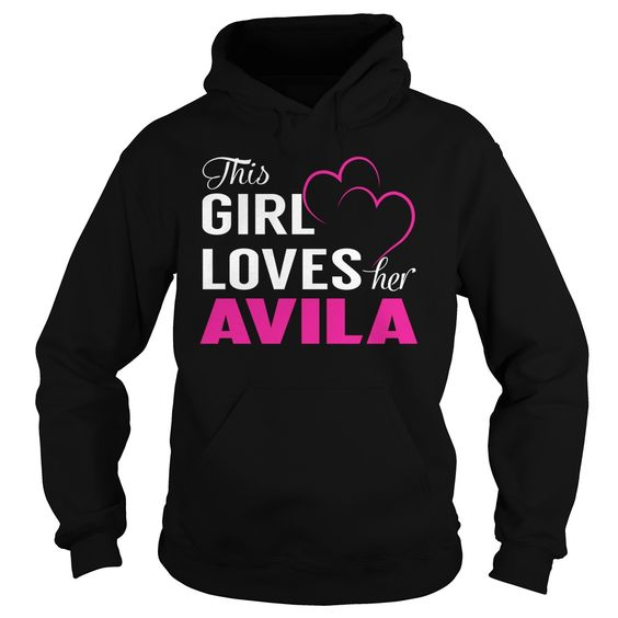 This Girl Loves Her AVILA Pink