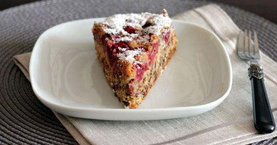 """Schöner Tag noch! Food-Blog mit leckeren Rezepten für jeden Tag: Saftiger Kirschkuchen mit Schoko-Raspeln: """"Kirschplotzer"""""""