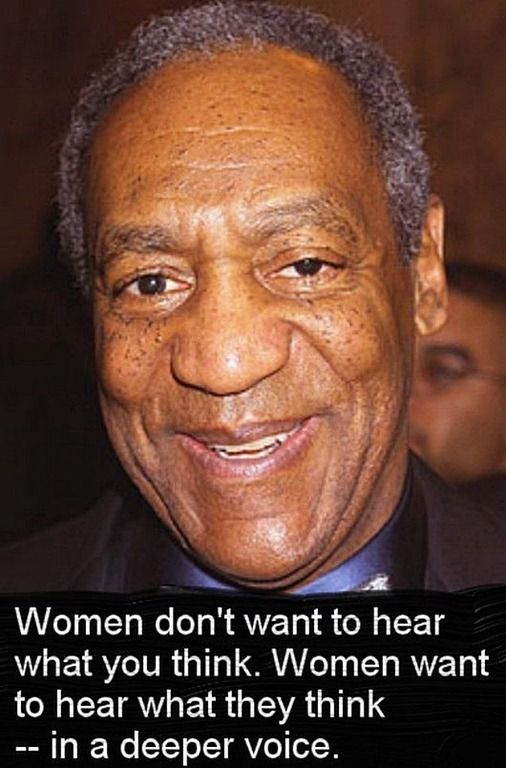 Love Bill Cosby!