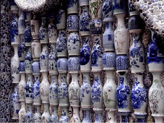 MATIN LUMINEUX: Porcelain house of Tianjin