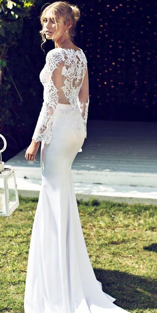 27 Silk Wedding Dresses For Elegant And Refined Bride Wedding Dresses Guide Sheer Bridal Gown Long Sleeve Wedding Dress Lace Silk Wedding Dress,Camo Wedding Dress Orange