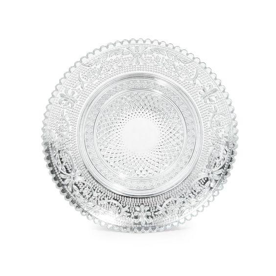 Piattino da dolci serie Classica argento