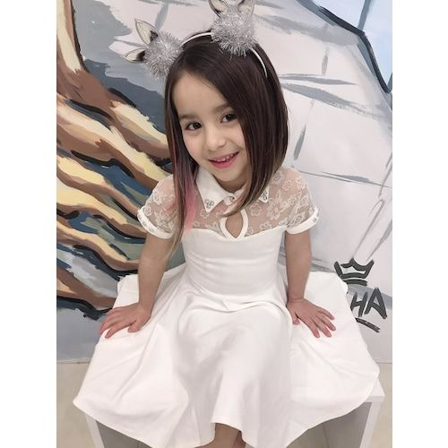 Kiz Cocuk Beyaz Elbise Gupurlu Tul Detayli 94 40 Tl Ve Ucretsiz Kargo Ile N11 Com Da Elbise Cicekli Kiz Elbiseleri Elbise Kadin Elbiseleri