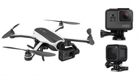 This is the GoPro Hero5 and Karma drone and their price Read more Technology News Here --> http://digitaltechnologynews.com GoPro just announced its first flagship camera in two years debuting the GoPro Hero5 Black as well as the smaller GoPro Hero5 Sessions and its all-new Karma drone.  Hero5 Black is the most powerful easy to use GoPro ever according to the action camera company. It has a streamlined interface and adds a 2-inch touchscreen to the back. Don't worry there's still simple…