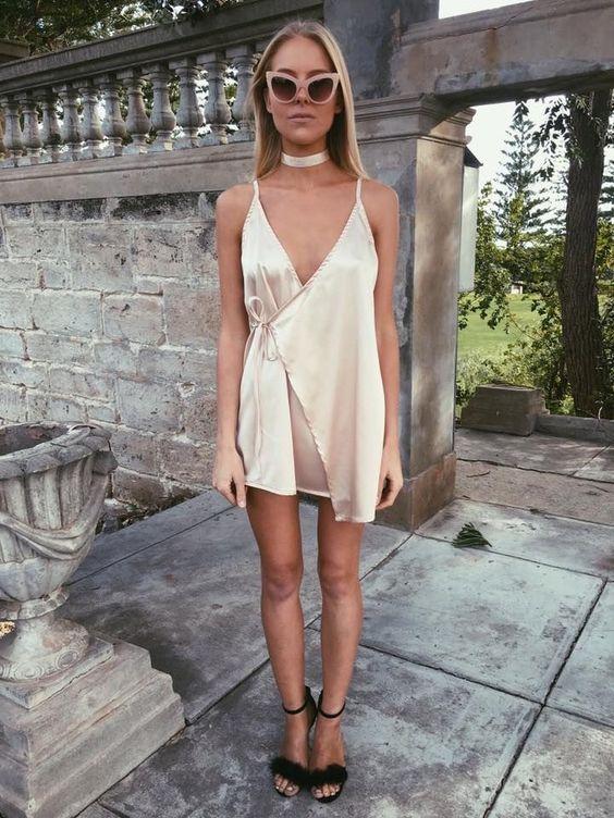 Slip Dress, a peça que certamente será a sua preferida no verão!