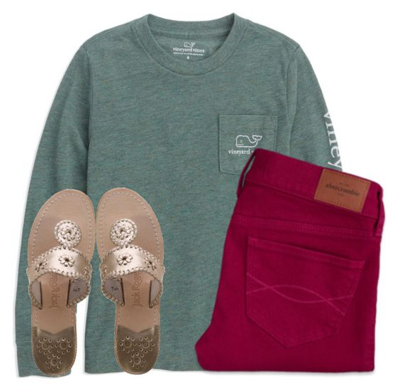 """""""Inverted colors tag"""" by kaitlynbug1226 ❤ liked on Polyvore featuring Jack Rogers, women's clothing, women's fashion, women, female, woman, misses and juniors"""