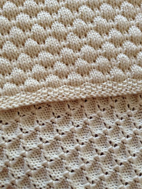 Knitting Increasing Stitches Make One : Ravelry: Deans Blanket pattern by Tree Crispin- free knitting pattern ...