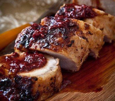 Varkenshaas met cranberrysaus | Op zoek naar een feestelijk gerecht?