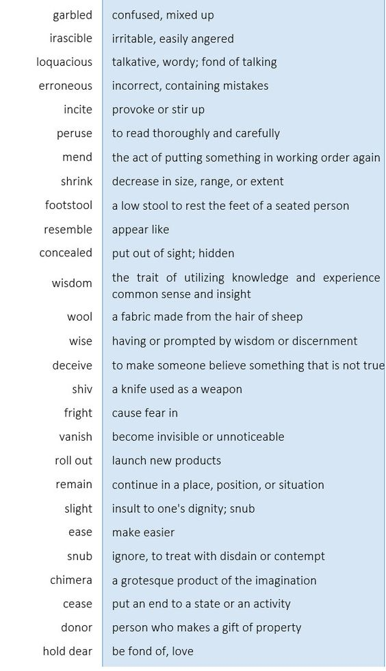 Essential Words for the TOEFL - learn English,words,vocabulary,english,toefl