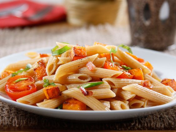 ... | Recipes | Pinterest | Cherry Tomatoes, Penne and Butternut Squash