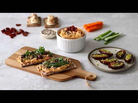 Ricetta Hummus Di Ceci Cucina Botanica.Snack Istantanei Idee Per Merende Facili E Velocissime Youtube Idee Alimentari Ricette Cucina Botanica