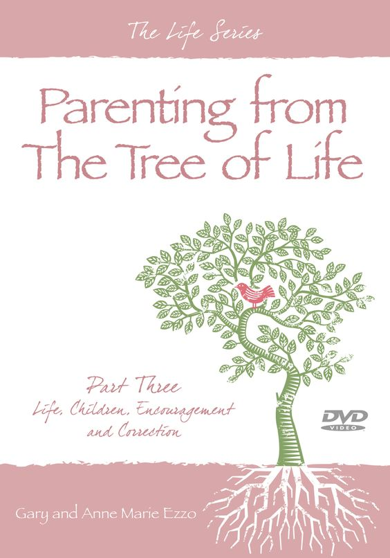 2301 DVD ~ PARENTING FROM THE TREE OF LIFE Part 3 - Growing Families Bookstore