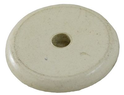 """Washer,1-1/16"""" Od,5/32"""" Id,1/8"""" Thick,Plastic"""