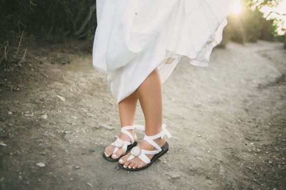 Bridal Sandals that are Changing the World! – Part 1