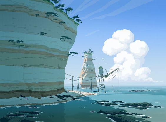Bords de mer