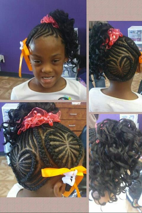 Pleasing The Ribbon Work Of Art And Creativity On Pinterest Hairstyles For Women Draintrainus