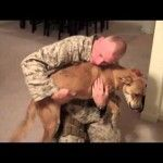 U.S. Marine Reunites With His Dog After 7 Months Deployed
