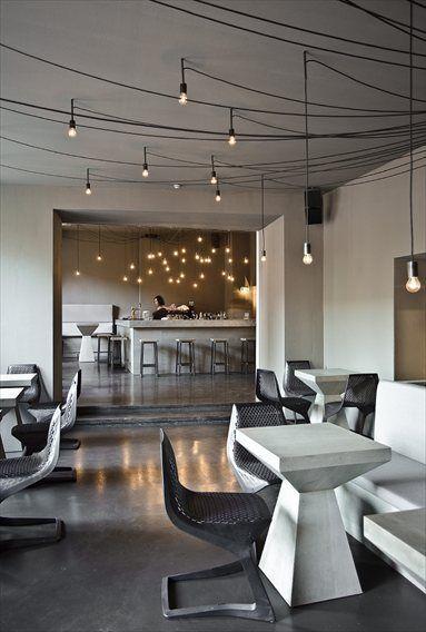 tin bar restaurant berlin germany 2009 karhard architektur design restaurant. Black Bedroom Furniture Sets. Home Design Ideas