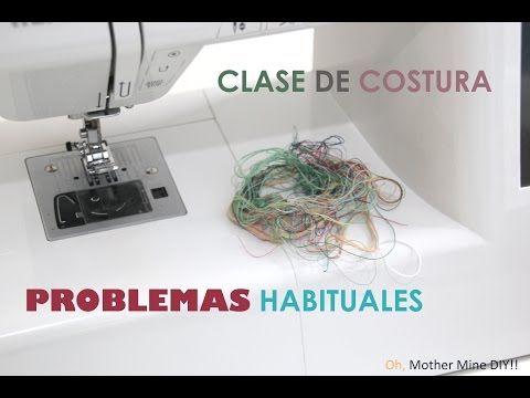 Clase de costura 18: Atascos de la máquina de coser y problemas habituales   Manualidades
