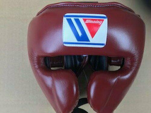 BLACK BOXING MMA PROFESSIONAL PRACTICE TRAINING HEAD GEAR Heavy Duty Laced
