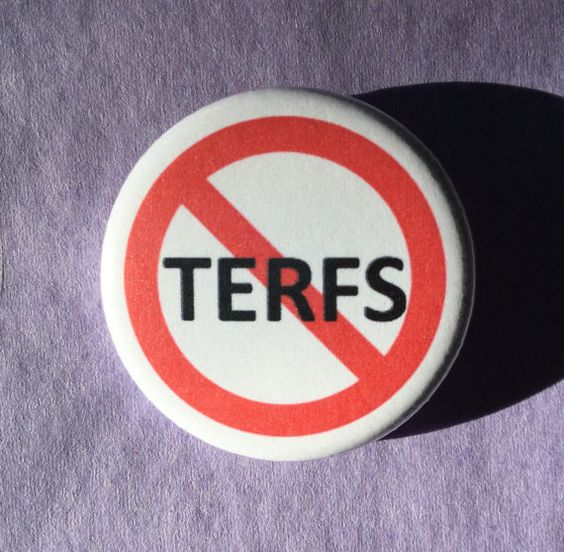Image result for No TERF's