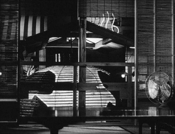 Ozu Interior #13 Tokyo Story - Yasujirô Ozu - 1953